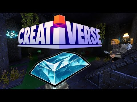 Creativerse Unlimited Diamonds And Coal Guide - Creativerse Tutorial