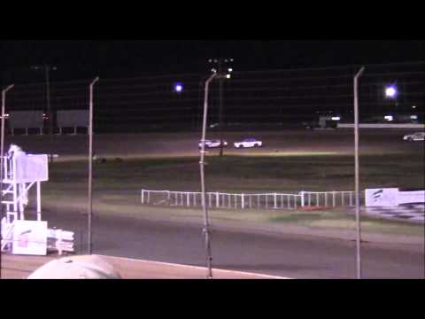 Hobby and Pure Stocks at Lubbock Speedway 7-18-14