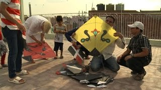 Kites over Delhi mark independence