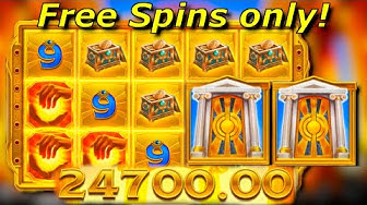 x247 win / Midas Golden Touch free spins only compilation! #4