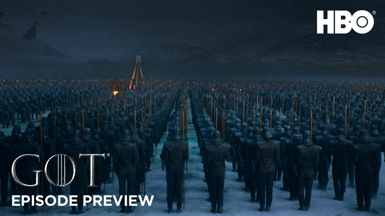 Game of Thrones | Season 8 Episode 3 | Preview (HBO)