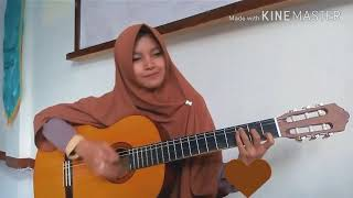 Bukti Virgoun - Cover by Yuni Puspitasari
