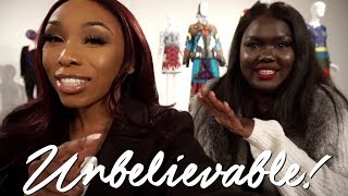 AsToldByAshley ⇢ Urban Decay Event, Eating For Two, Reunited! thumbnail