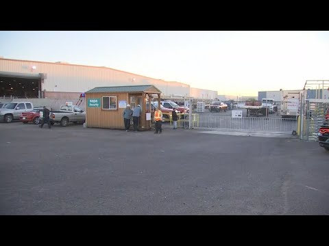 FD: Man dead after falling 20 feet at Phoenix manufacturing plant