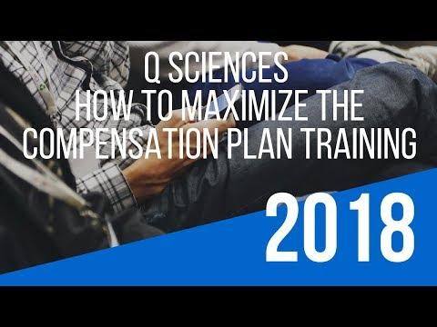 "Q Sciences Opportunity Training – How To Maximize The ""Q Sciences Compensation Plan"""