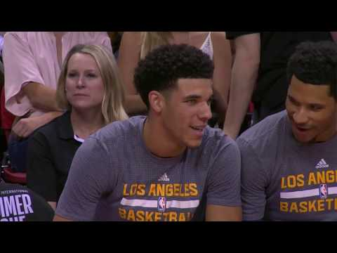 Full Highlights: Lonzo Ball Records Triple-Double (11/11/11), MGM Resorts NBA Summer League | July 8