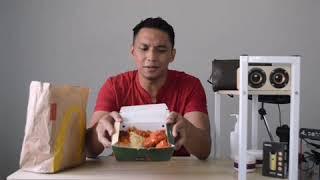 Cover images Ayam Goreng XXTRAA SPICY McD Challenge - Sam Suhaid yang POYO!!