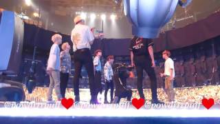 fancam bts opening young forever kcon la 2016 160731