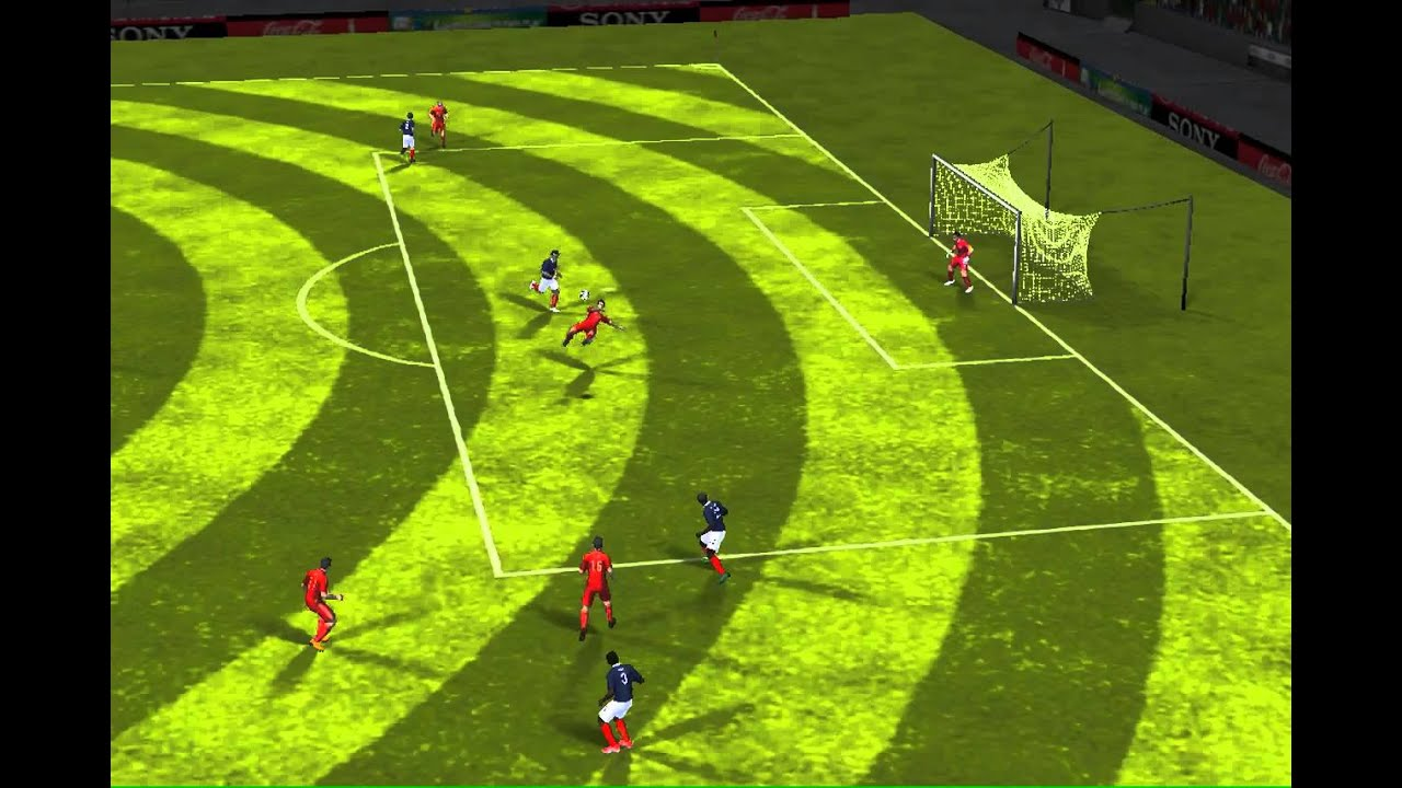 Download FIFA 14 iPhone/iPad - Spain vs. France