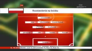 Gruzja - Polska 0:4: Dariusz Szpakowski