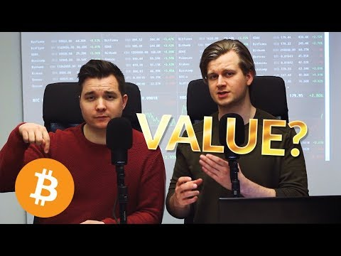 Is your coin over- or undervalued? Fundamental model for valuing cryptocurrencies.