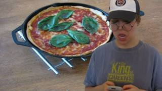 Deep Dish Pizza For Dad : Happy Father's Day! : Funny Side Up