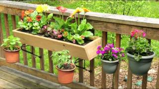 Rail Rockit Planter Brackets.
