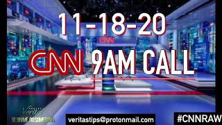 #CNNTAPES RAW 11-18-20
