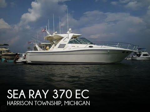 [UNAVAILABLE] Used 1997 Sea Ray 370 EC in Harrison Township, Michigan