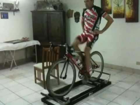Entrenamiento en rodillos intervalos1 2 toro rosas coach - Decathlon calpe ...