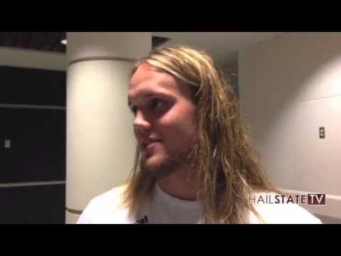 LaDarius Perkins and Dillon Day Interviews - Sept. 30, 2013