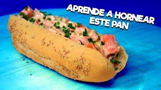 ℗ Sandwich de surimi versión PRO | #elmejorbocadillodelmundo | SuperPilopi