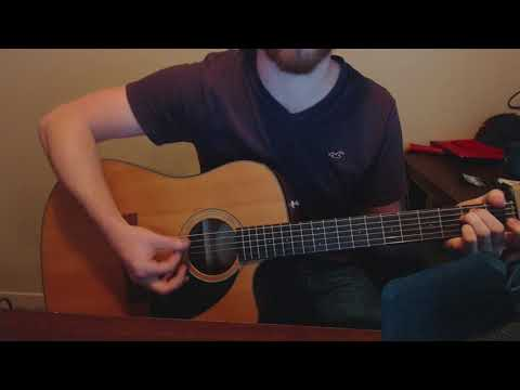 Like I Loved You- Brett Young (Guitar Cover)