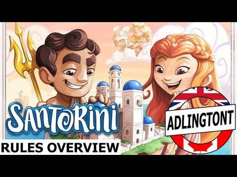 Santorini - Rules Overview