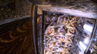 A walk around  Vatican City and Sistine Chapel