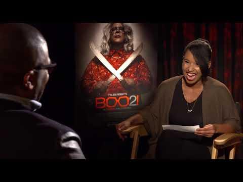 Boo 2! A Madea Halloween: Tyler Perry Interview