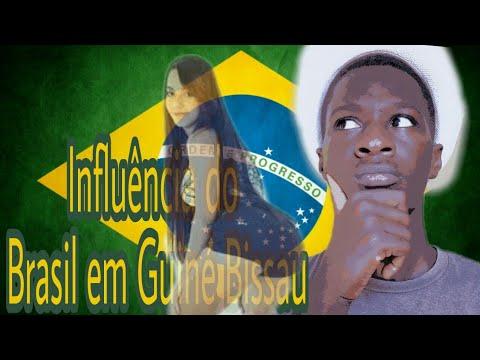 🔴 A INFLUÊNCIA DO BRASIL EM GUINÉ BISSAU