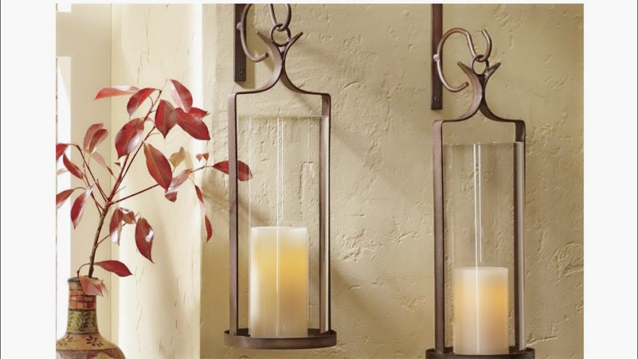 Home Decor || My New Wall Sconces Are Here || Pottery Barn Inspired ||  Decorating on a Budget