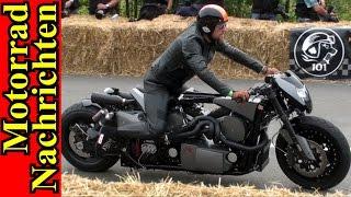 GLEMSECK 101 2016 - Eventbericht - Cafe Racer auf der 1/8 Meile | Motorrad Nachrichten 71