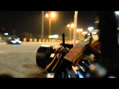 Freeride RC Drifting In Dammam, Saudi Arabia [Onboard]