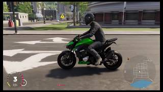 The Crew 2 Kawasaki Z1000 ABS gameplay - Relax Test drive PS4