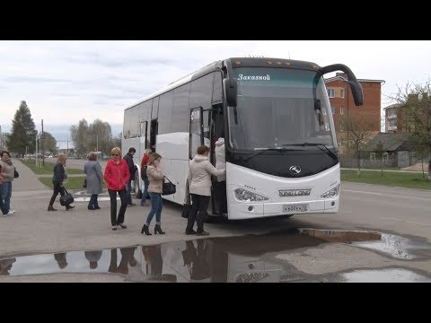 Первая организованная группа туристов посетила Первомайский район