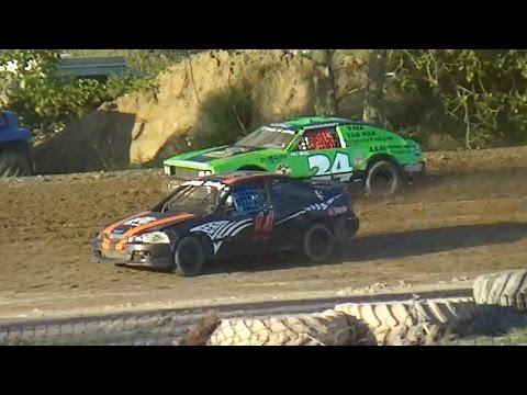 Bandit Heat | Genesee Speedway | 9-3-16