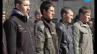 Весенний призыв - 2009 в Чернигове