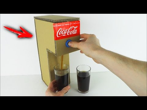 Thumbnail: How to Make Coca Cola Soda Fountain Machine at Home