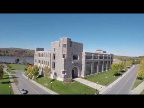 Marist Campus Drone Video 1