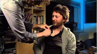 Thom Yorke on Neil Young (Interview, raw footage)