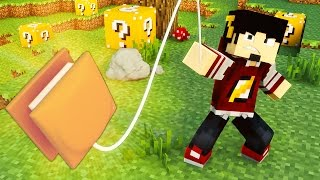 Minecraft: ESCADONA - IO-IÔ ‹ AMENIC ›