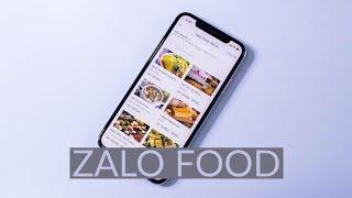 Thử đặt đồ ăn qua Zalo Food Beta: đặt đồ ăn ngay từ Zalo Chat, không phí dịch vụ