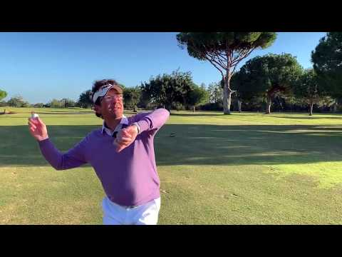 FlowMotion Golf: The Power Of The... Toes !