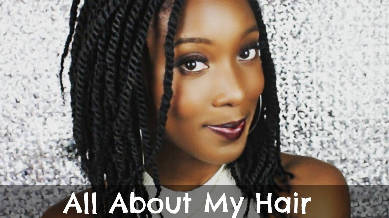 All About My Protective Style Marley Twists Senegalese