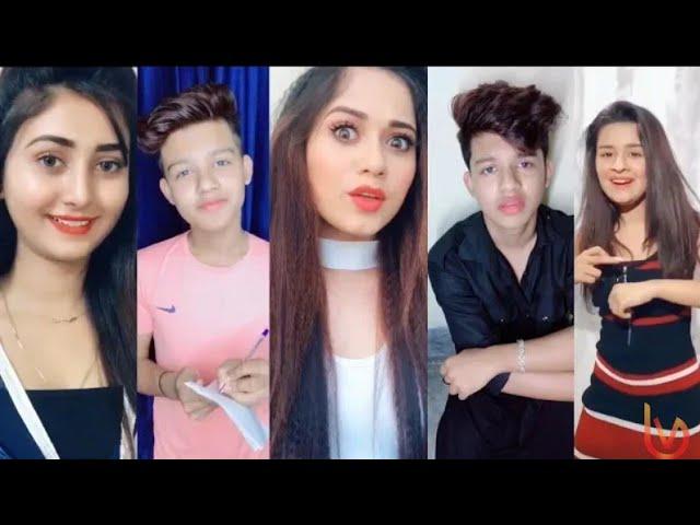 Gima Ashi, Mr. Faisu, Hassan Khan & Team07-TikTok Stars Trending Video Compilation | Latest TikTok #1