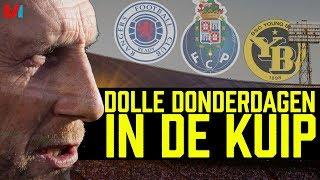 'Feyenoord Kan Tweede Worden, Maar Heeft Geen Schijn Van Kans Tegen FC Porto'