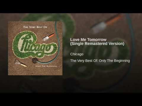 Love Me Tomorrow (Single Remastered Version)