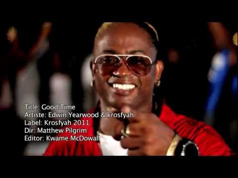 Edwin Yearwood & Krosfyah - Good Time