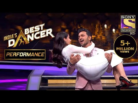 Terrence हुए Excited Nora को वापस देख के | India's Best Dancer