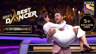 Download lagu Terrence हुए Excited Nora को वापस देख के   India's Best Dancer