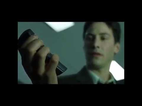 Matrix? answer the cellphone.