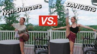 NORMAL PEOPLE VS DANCERS PT2
