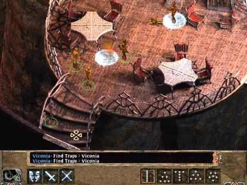 Let's Play Baldur's Gate 2 469 Solaufein Assassination |